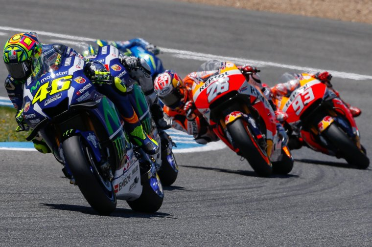 Espagne - MotoGP - La Course