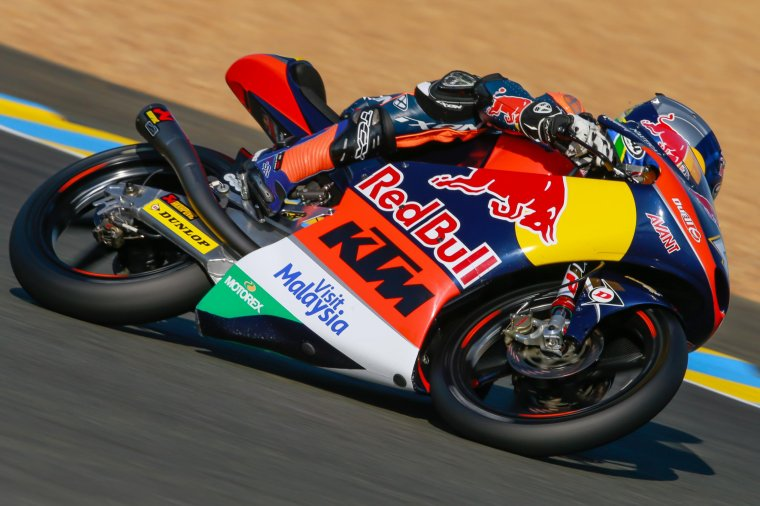 France - Moto3/Moto2 - Essais libres (top 10)