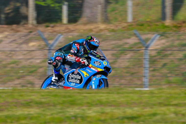 France - Moto3/Moto2 - Qualif & WarmUp