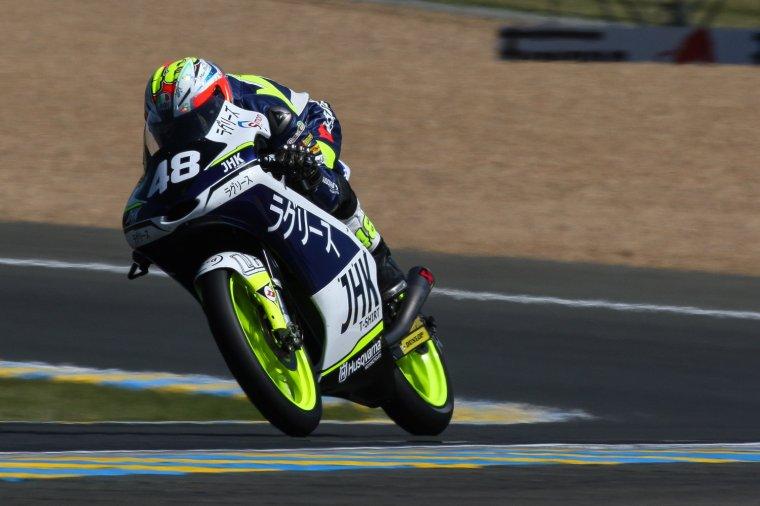 France - CEV Moto3 course résultat