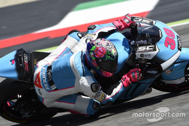 Italie - Moto3/2 - Grilles de qualifications