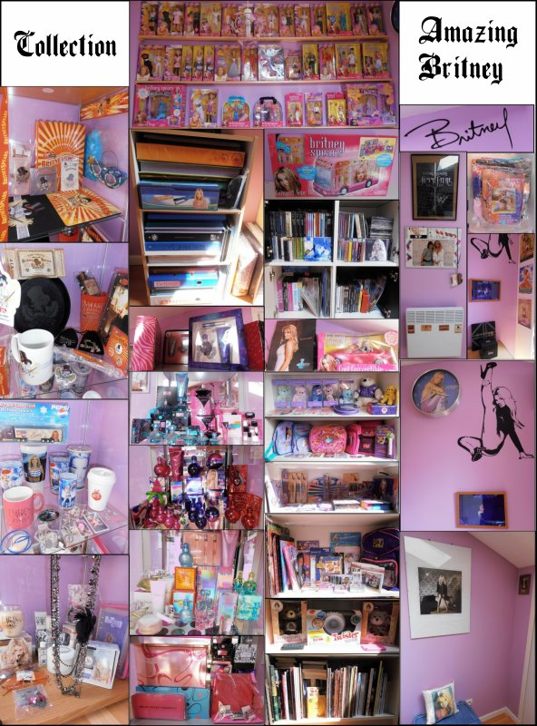 My Britney Spears museum