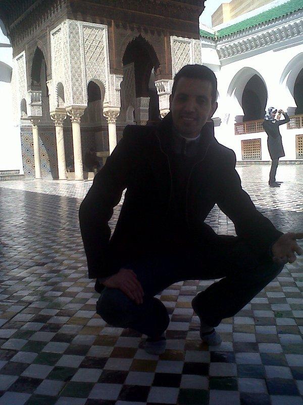 avril 2012 au maroc  a fes