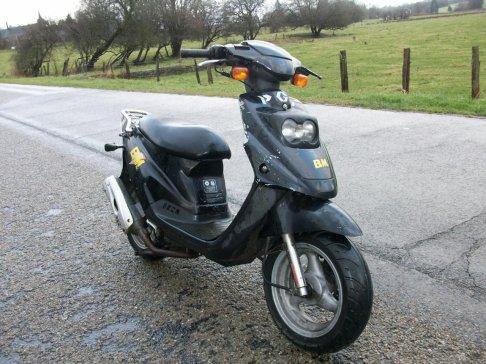 PGO 90 cc, 2 temps (4 kw) de 2003 +- 100km/h