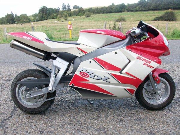 Yamaha MDL 49cc en très bon état