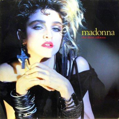 ALBUM : MADONNA   1983