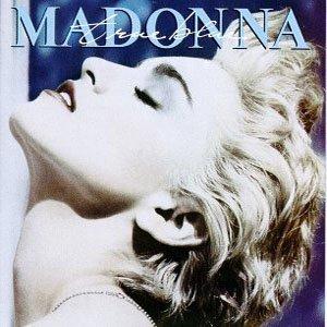 ALBUM : TRUE BLUE      1986