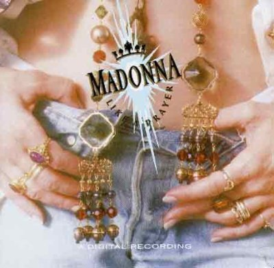 ALBUM : LIKE A PRAYER      1989