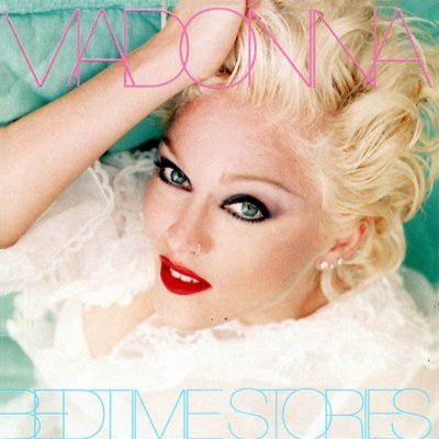 ALBUM : BEDTIME STORIES   1994