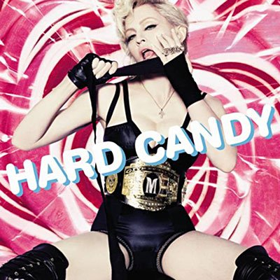 ALBUM : HARD CANDY     2008