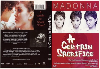 MADONNA : SA LETTRE DE MOTIVATION 1978
