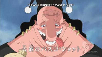 Vasco Shot
