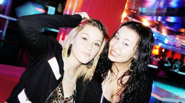 La blonde & moi