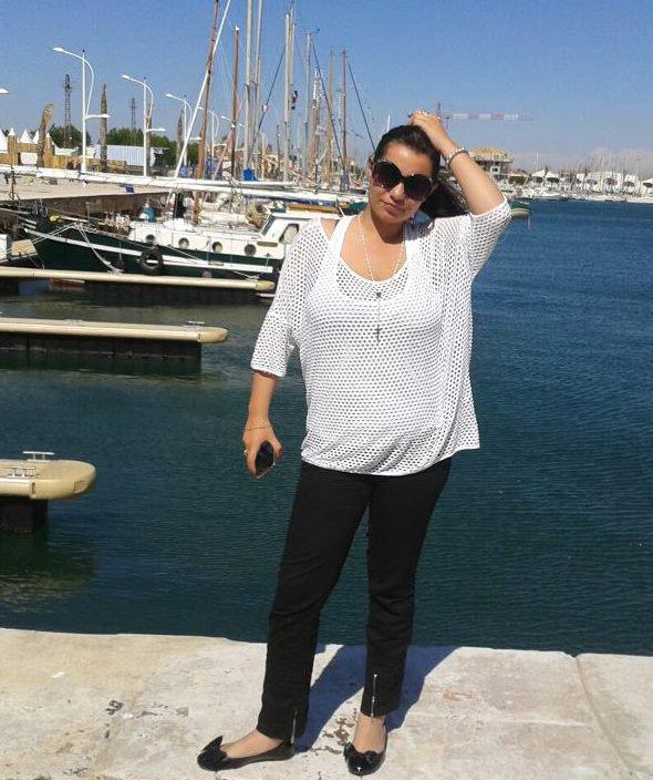 La mer avec la Madre <3