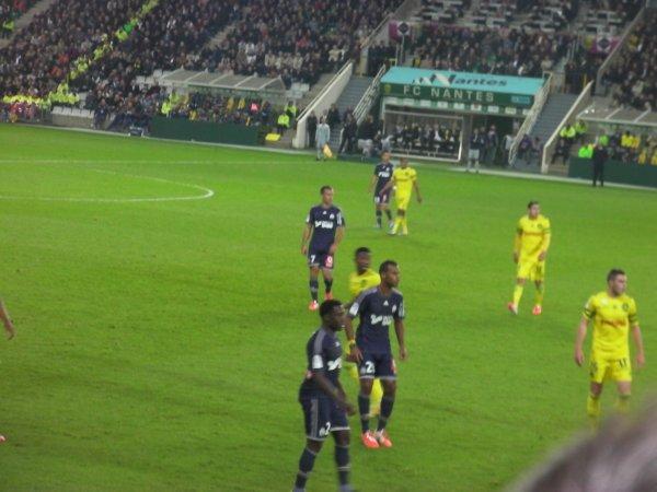 Match Nantes - Marseille 1 - 1