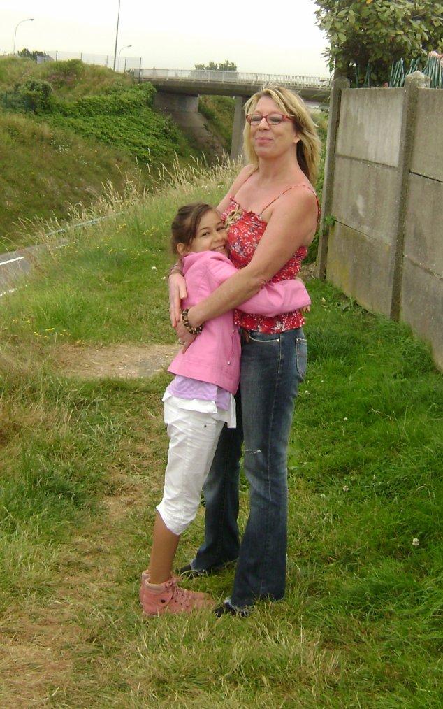 coucou de nous aujourdhui avec ma fille damour ♥