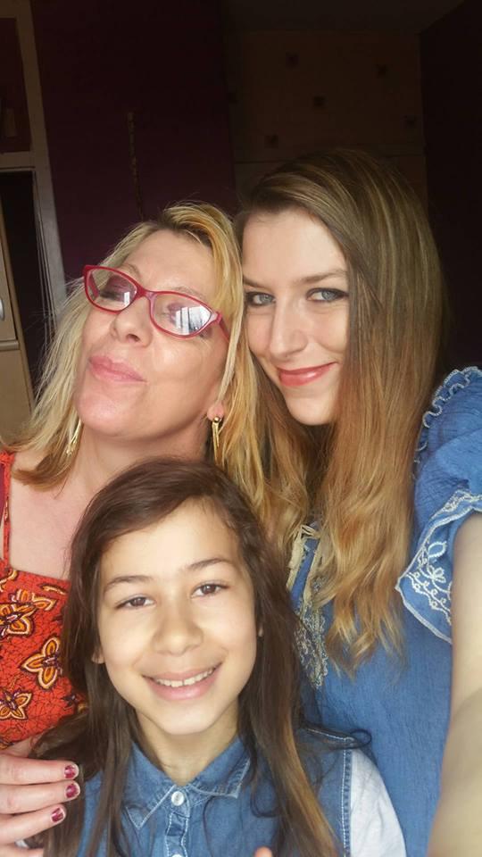 mes deux filles ke jaime ♥♥