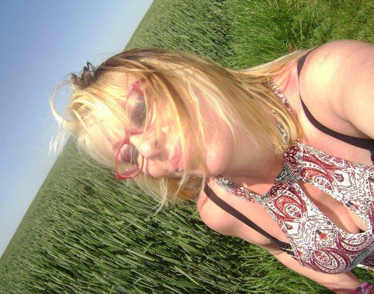 tres beau soleil en normandie profitons :)