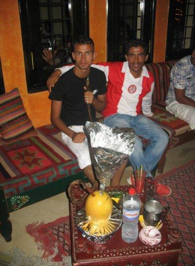 moi et  na7oul  tjr  éte 2010