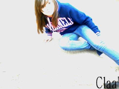 Clara, 13Ann℮ii, Alone </3