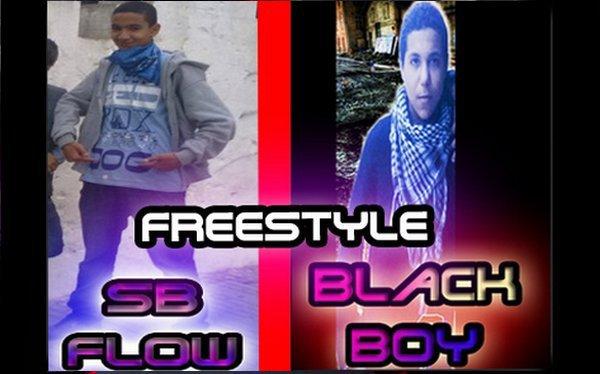 sb-flow feat black boy -=freestyle=-