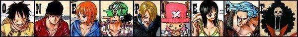 - - One Piece - -