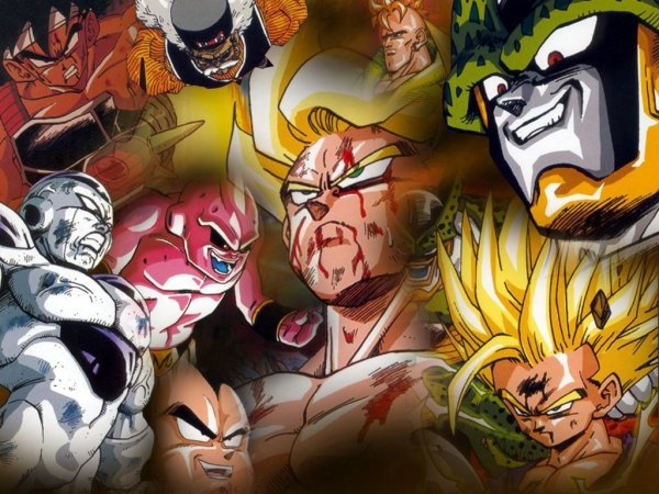 - -Dragon Ball  - -