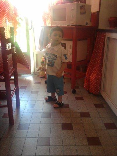 Le neveu a Sérafin