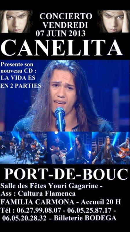 Concert canelita