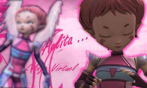 Petites images d'Aelita !