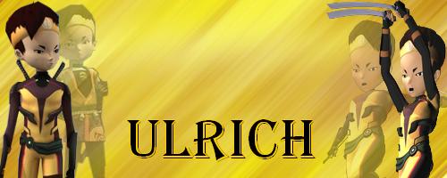 Petites images d'Ulrich !