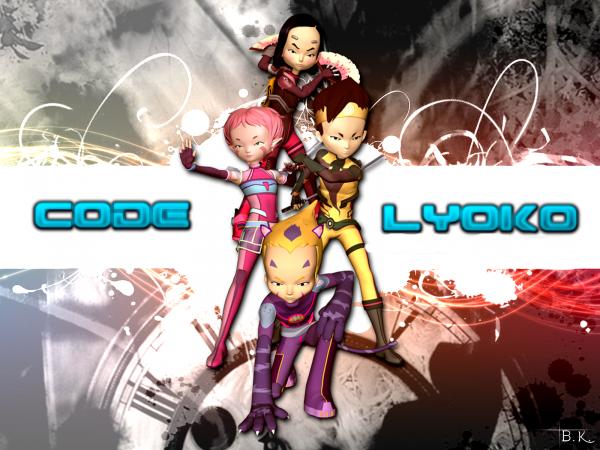 Quelques images des Lyoko-Guerriers !