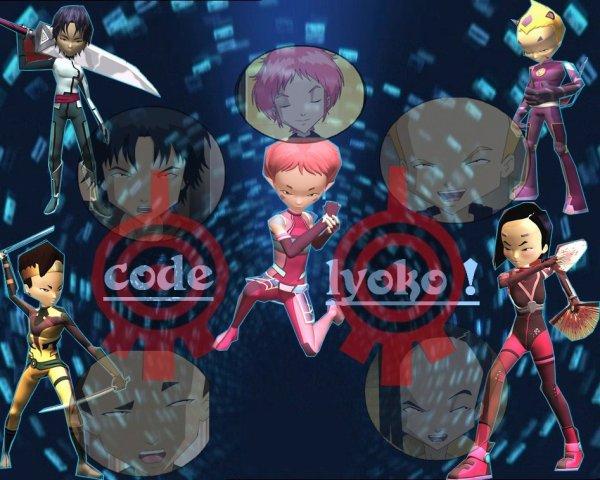 Mes Créations sur les cinq Lyoko-Guerriers