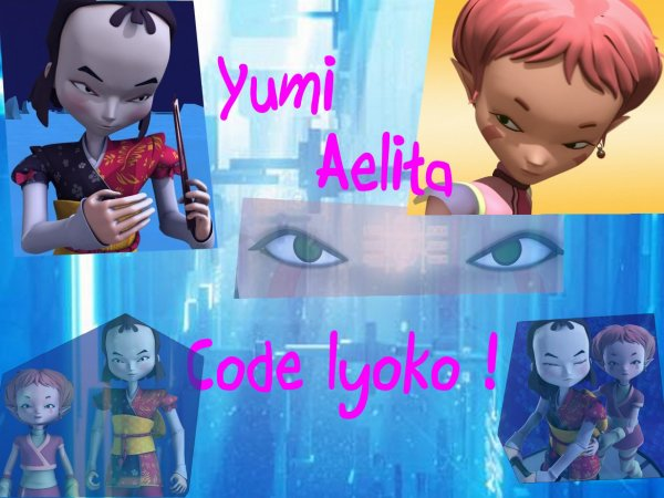 Aelita et Yumi