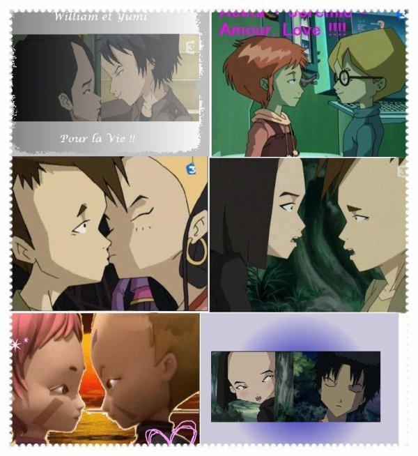 Les couples !