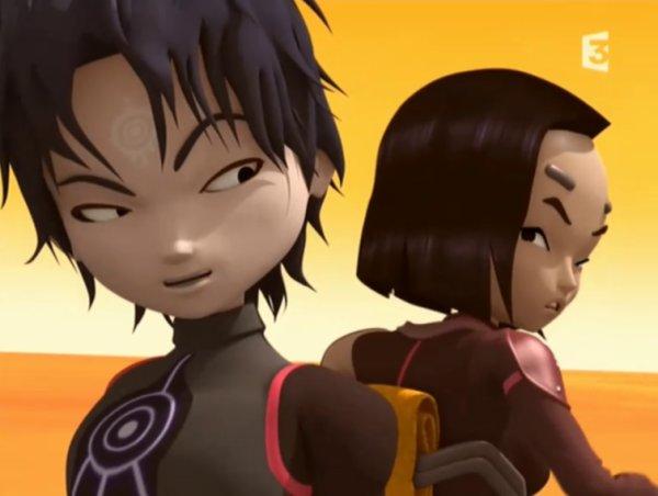 William et Yumi !