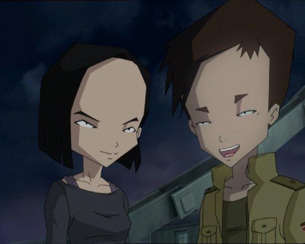 Yumi et Ulrich !