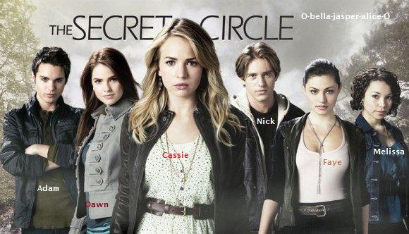 The Secret Circle - Le Cercle Secret -