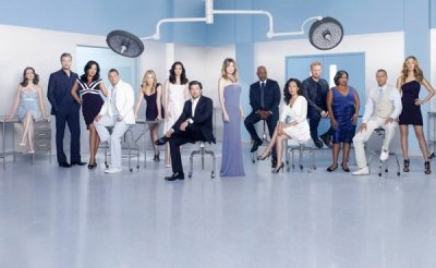 Grey's anatomy ! ♥