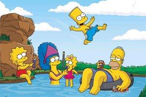 Les simpson !