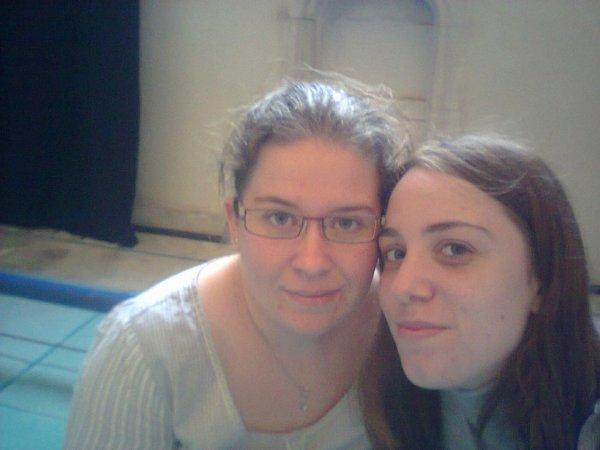 Audrey et moi :)