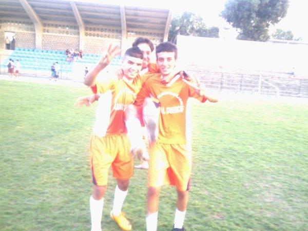 Moi & Marouan & Ayman :D