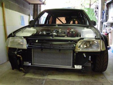 CONSTRUCTION DE L'AX MAXI F2000