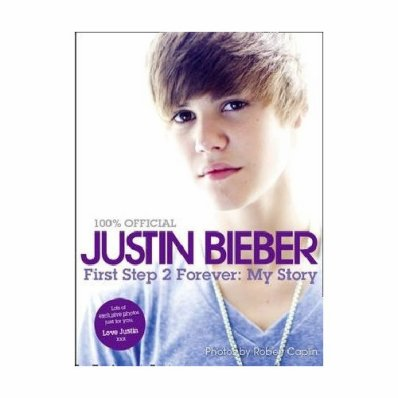 """Justin Bieber : First step 2 Forever: My Story"" est maintenant disponible !"