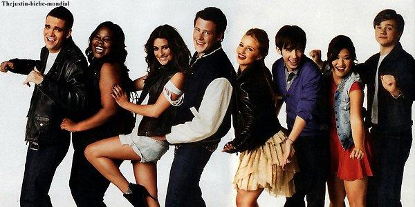 Et deux chansons pour Glee !