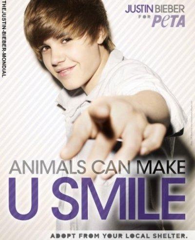 Campagne PETA