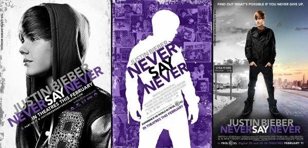 Nouvelles de Never Say Never