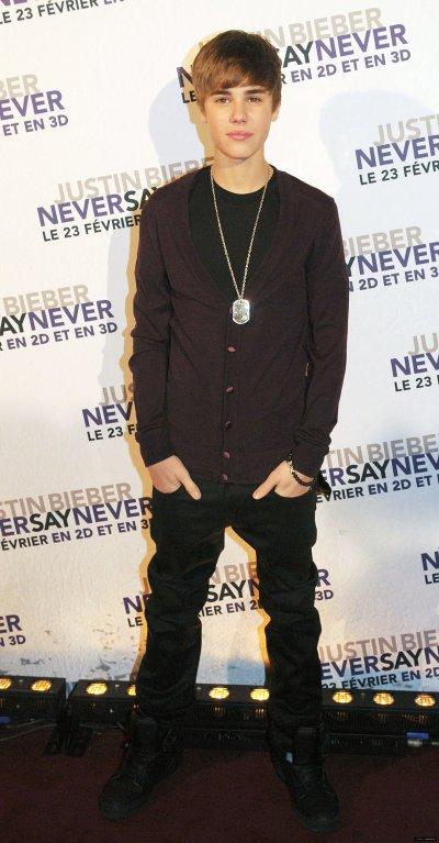 Justin à la télévision Française (Suite)