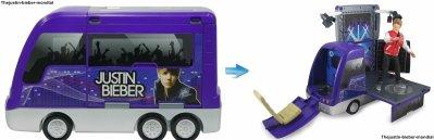 """Poupées Justin Bieber : Découvrez la """"mise à jour"""" 2011 !"""