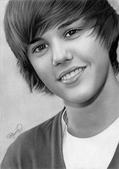 Rajacenna dessine Justin